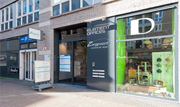 Opening kantoor De Zaak in Recht