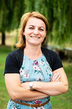 secretaresse Elsa Boerefijn